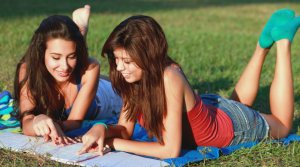 College-Roommates-Studying-Outside-300x167