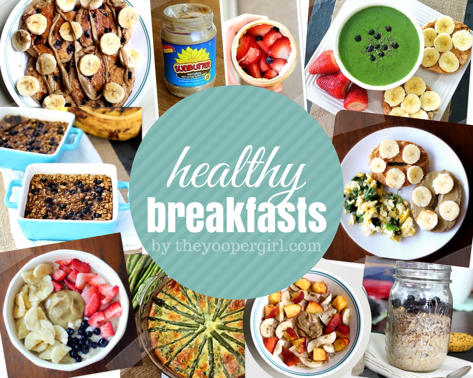Healthy Breakfasts For The Smart Girl