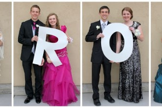 prom+letters