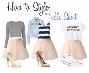 fb8ab975d8 I'm Jen from Confessions of a Prepster blog and today I'm going to be  sharing three ways to style a new favorite piece of mine, the tulle skirt.