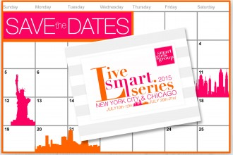 Smart Girls Group Live Smart Series Save the Date