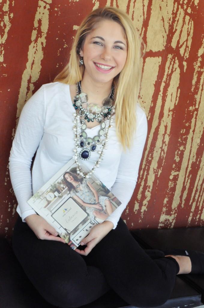 Andrea Miller for Smart Girls Group and Chloe + Isabel
