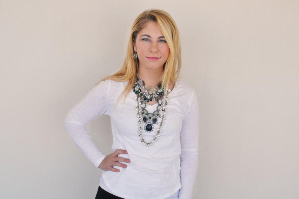 Andrea Miller of Chloe + Isabel for Smart Girls Group