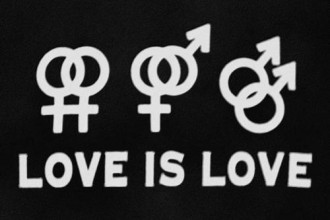 Image via http://pixshark.com/love-knows-no-gender.htm