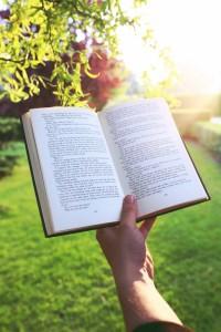 book outside