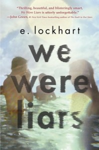 Image via https://www.goodreads.com/book/show/16143347-we-were-liars