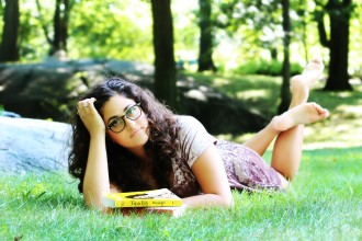 girl-with-books-outside